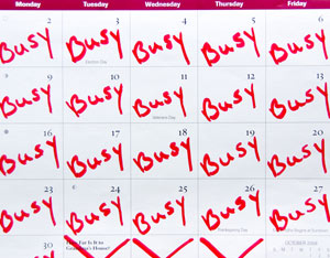 from Alonzo dating someone busy schedule